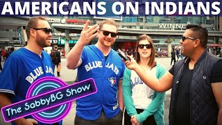What AMERICANS know of INDIA - The QUIZ   Shudh Desi Street Show - Ep 5   Americans on India