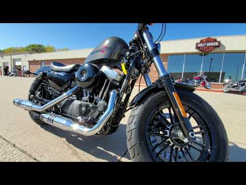 2019 Harley-Davidson Forty-Eight® in Ames, Iowa - Video 1