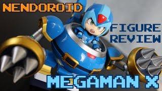 Megaman X Nendoroid + Rabbit Ride Armor [Figure Review]