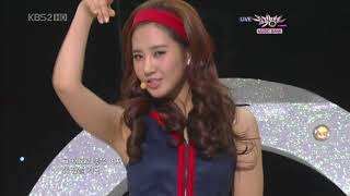 (60FPS) Girls Generation - Hoot Comeback Stage 101029 KBS2 Music Bank