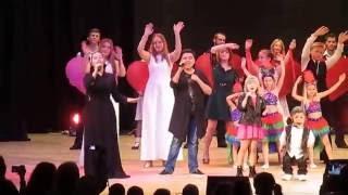 Голос дети в Белгороде. Благотворительный концерт. Финал
