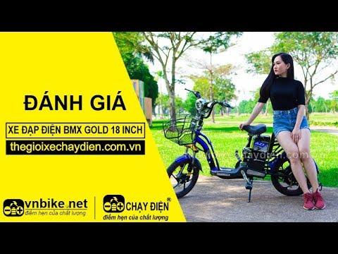 Đánh giá xe đạp điện Bmx Gold 18 inch