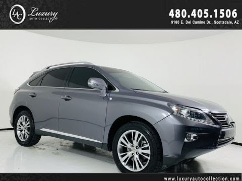 Pre-Owned 2013 Lexus RX 350 FWD
