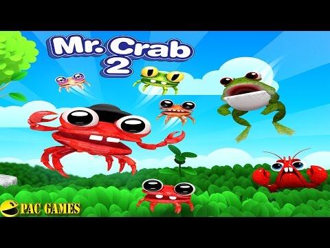 Mr. Crab 2 - iOS Gameplay Walkthrough