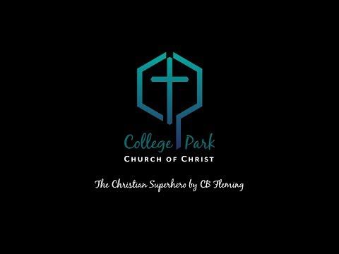 The Christian Superhero by CB Fleming