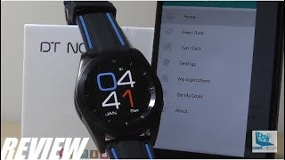 REVIEW: No.1 G6 Smart Watch - Best Budget Smartwatch?