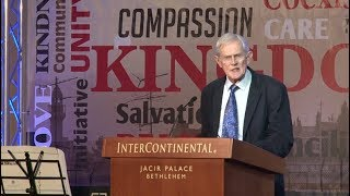 Colin Chapman: Can Christianity Survive in the Middle East?