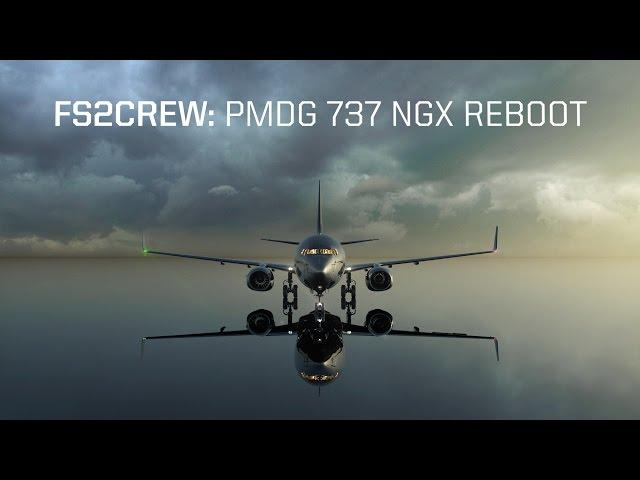 simMarket: FS2CREW - PMDG 737 NGX REBOOT VOICE & BUTTON CONTROL