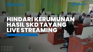 Hindari Kerumunan Peserta, Hasil SKD CPNS akan Ditayangkan Melalui Live Streaming YouTube