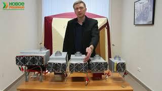 Газовые теплообменники для зимних палаток