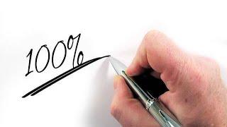 طريقة حساب النسبة المئوية %