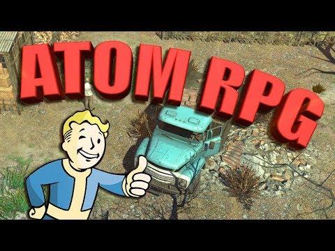 🔴[СТРИМ] ФОЛЛАУТ В СССР - ATOM RPG