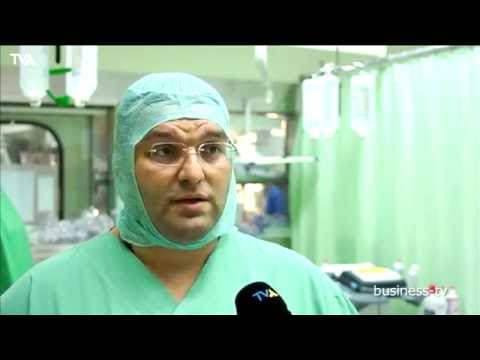 Verformungsgrad von Osteoarthritis des Knies