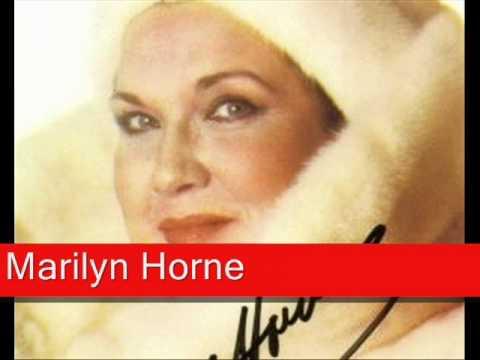 Marilyn Horne: Rossini - La Donna del Lago, 'Tanti affetti'