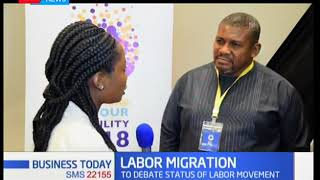 African Union's country ministers in Kenya to discuss Labour Rights