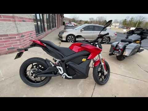 2021 Zero Motorcycles SR ZF14.4 in Muskego, Wisconsin - Video 1