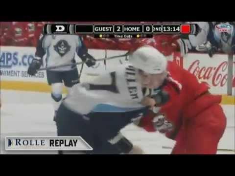 Mike Cornell vs. Conor Allen