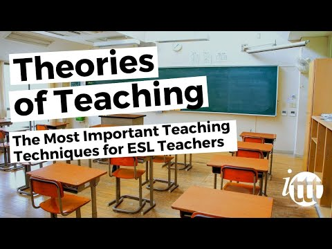 Theories - Methods & Techniques of Teaching English
