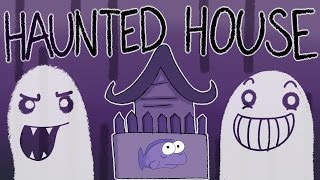 My Traumatizing Haunted House Experience