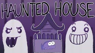 My Traumatizing Haunted House Experience