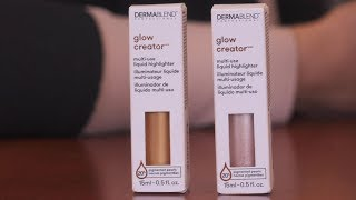 How to Use Dermablend Glow Creator