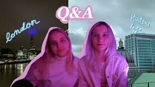 spilling tea on UCL, university life & being a student in london | Q&A