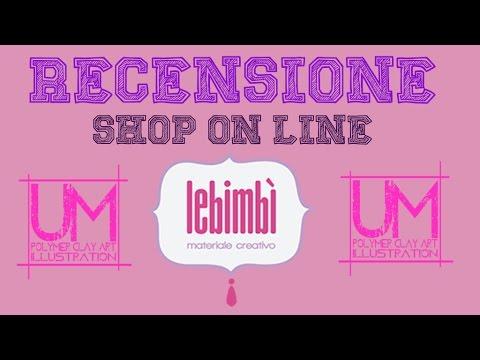 Dove acquistare Materiale Creativo, accessori, Fimo e attrezzi per modellare - Lebimbì Shop Online