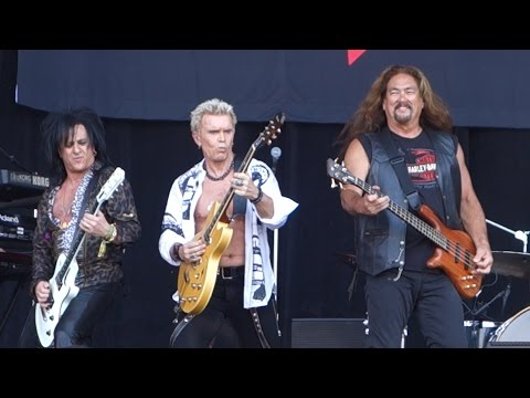Billy Idol - LA Woman (The Doors cover) – Outside Lands 2015, Live in San Francisco