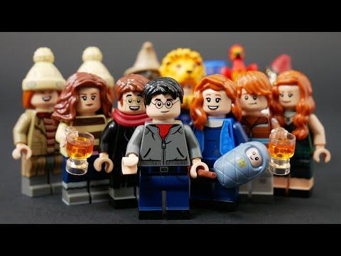 Vidéo LEGO Minifigures 71028 : Harry Potter Série 2 - Sachet surprise