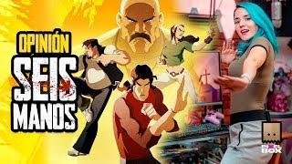 Seis Manos - El nuevo anime MÉXICANO de NETFLIX **Review sin spoiler**