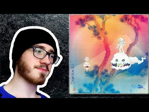 "Kanye West & Kid Cudi ""KIDS SEE GHOSTS"" – ALBUM REACTION/REVIEW"