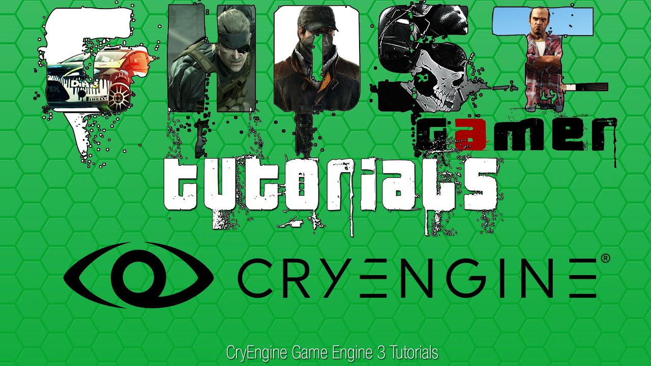 CryEngine Tutorials - GUI Interface Overview