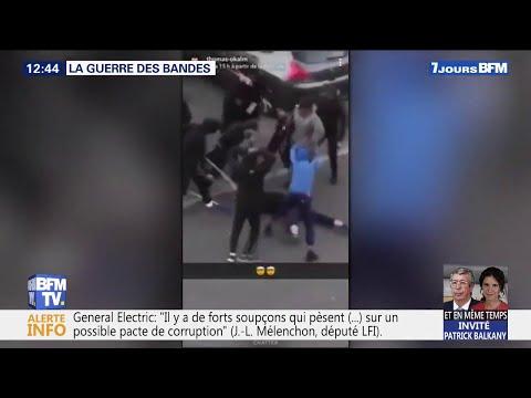 Délinquance à Paris: enquête sur la guerre des gangs Délinquance à Paris: enquête sur la guerre des gangs