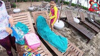 น้องบีม | เที่ยวเพชรบุรี พักโรงแรมรีเจ้นท์ ชาเล่ต์ หัวหิน คลิปเต็ม