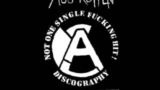 AUS-ROTTEN - not one single fucking hit 1997 (COMPLETE DISCOGRAPHY)