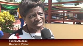VP's Wife Urges Proper Orientation of Youths to Combat AIDS