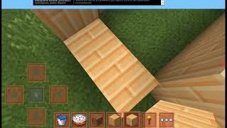 Строю дом в Minecraft 2 часть