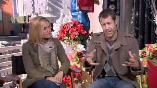 Emily Rose, Eddie McClintock and Colin Ferguson Tease Their Syfy Series' Christmas Specials