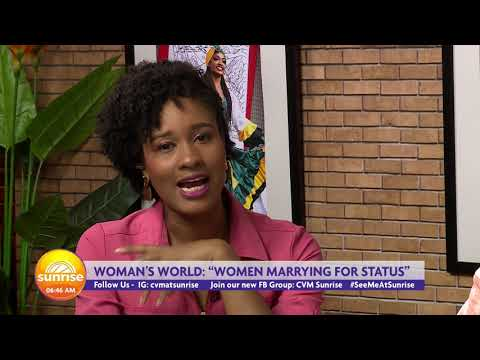 CVM At Sunrise - A Woman's World - August 15, 2019