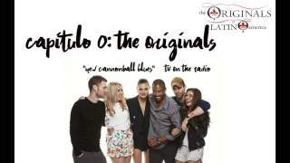 """The Originals  —  """"New Cannonball Blues"""" – TV On The Radio"""