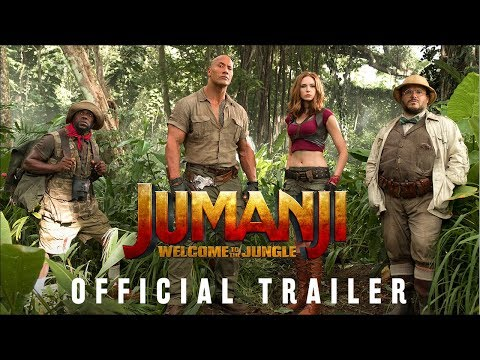 Jumanji: Welcome To The Jungle Unlimited Screening