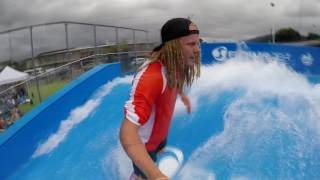 Flow Rider at Tobruk Memorial Pool