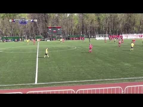2004 г.р.: Локомотив-2 - Строгино - 0:0