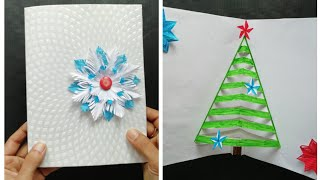 diyvery easy new year card for kids how to make simple popup new