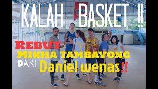 Kalah Basket Rebut Mikha Tambayong Dari Daniel Wenas
