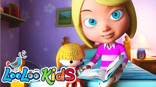Miss Polly Had a Dolly - THE BEST Songs for Children | LooLoo Kids