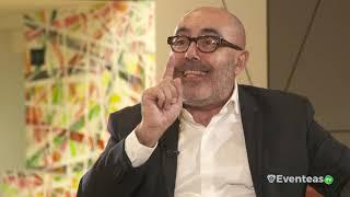 EVENTEAS TV: Entrevista a Fernando Botella.- CONFERENCIANTE Y FORMADOR DE EMPRESAS (1/2)