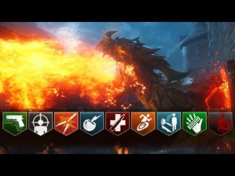 Call Of Duty Black Ops Walkthrough Der Eisendrache Zombie Shield