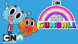Gumball | GUMBALL İLE OYUN MOLASI | Cartoon Network Türkiye