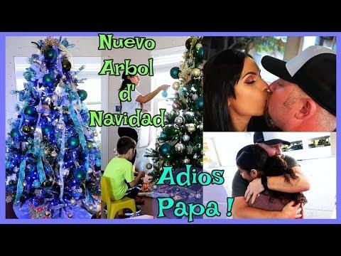 Adornando Árbol de Navidad con Decoración Usada || Adios Papasito ! - ♡IsabelVlogs♡